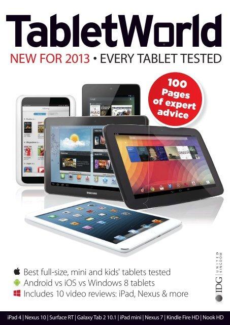 Tablet World Pdf