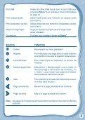 Manuel d'utilisation - Vtech - Page 5