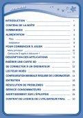 Manuel d'utilisation - Vtech - Page 3