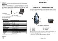 Datalogic Jet™ Single Vehicle Cradle - bei ID-Systems
