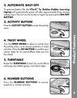 Yo Gabba Gabba Learning Laptop - Manual - VTech - Page 6
