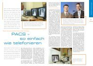 PACS – so einfach wie telefonieren - St. Marien-Krankenhaus Siegen