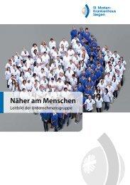 Unser Leitbild - St. Marien-Krankenhaus Siegen
