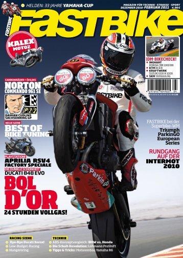 FASTBIKE Ausgabe 04 / 2010 - MCT-Lohmann GmbH