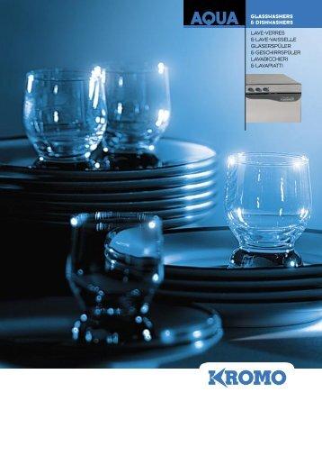 lave-verres & lave-vaisselle gläserspüler ... - Garana Group