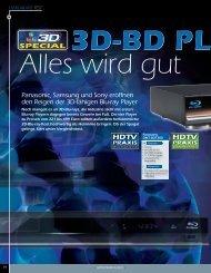 Kostenloser TEST PDF-Download - 8 Seiten - HDTV-Praxis