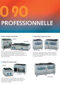 LIGNE DE CUISSON PROFESSIONNELLE - Page 4
