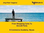 Jörg-Peter Taegener - European E-Commerce Academy
