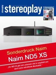 Naim ND5 XS - music line