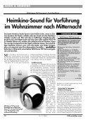 AKG Hearo 787 Surround: Surround-Funk-Kopfhörer ... - Praktiker.at - Seite 2