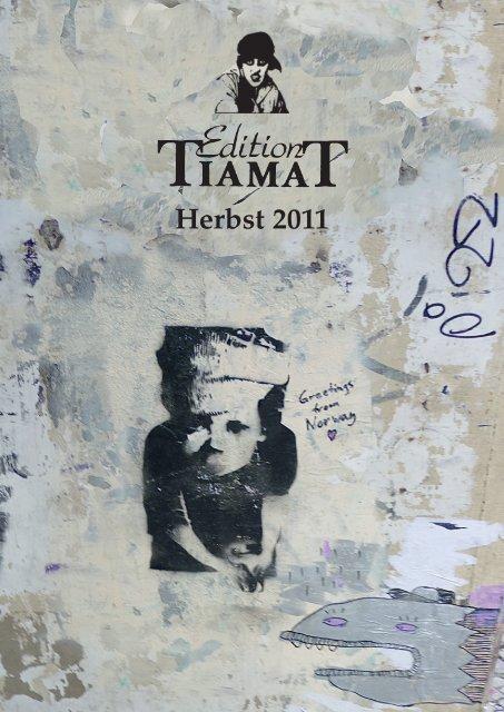 Edition Tiamat