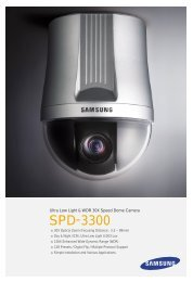 Samsung SPD-3300 dome.pdf - SamsungNAC.co.za