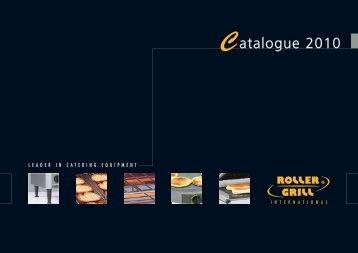 Catalogue 2010 - Roller Grill International
