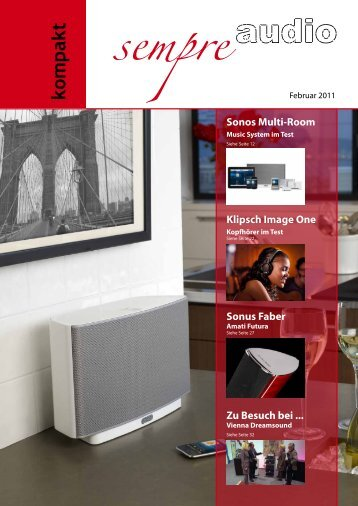 sempre-audio.at kompakt Februar 2011