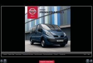 PRIMASTAR Euro 5 - Nissan