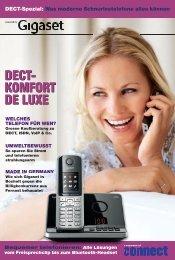 dect - Gigaset Communications