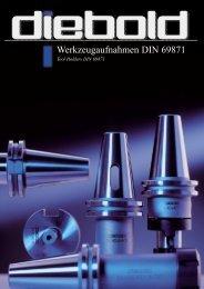 Werkzeugaufnahmen DIN 69871 - Equipos y Accesorios GYM, SA ...