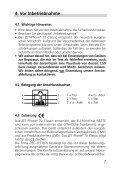 Bedienungsanleitung - Dsc-zettler.ch - Page 7