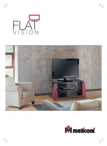 FLAT VISION   M9993449  #546F0F   Meliconi