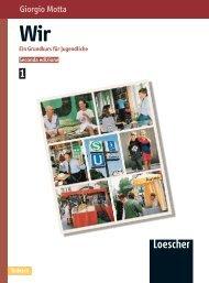 Wir - Kursbuch 1 + Arbeitsbuch 1 + CD audio 1 (Stufe ... - Scuolabook