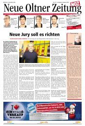 Neue Jury soll es richten - Aktuelle Ausgabe