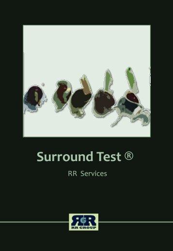 Surround Test - Rhino Research