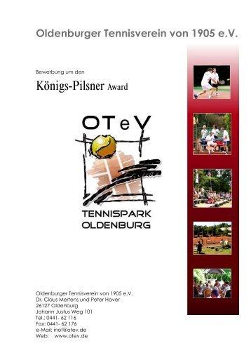 Oldenburger Tennisverein von 1905 - Deutscher Tennis Bund
