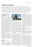 30.11.2012 Publireportage Kaffee im KSF - In: Klinik - Kreisspital für ... - Seite 3