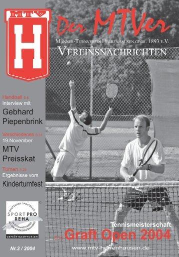 S.13 Graft Open 2004 - MTV Herrenhausen