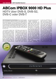 ABCom IPBOX 9000 HD Plus - TELE-satellite International Magazine