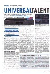 Cambridge Audio Azur 751BD audiovision 02/2012