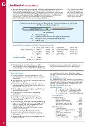 Schleifer-Sortiment aus dem Katalog - MDS-Dental