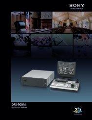 DFS-900M - Sony