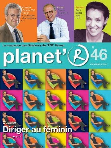 Planet R n°46 - Rouen Business School