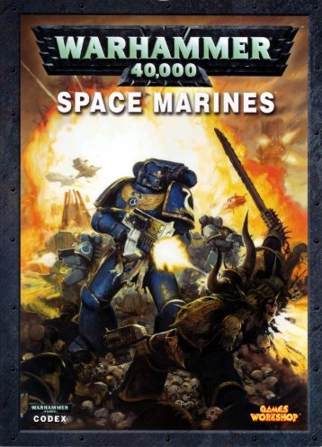 Codex: Space Marines - Mirror of the Soul