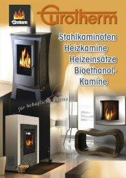 Katalog Ofen als PDF inkl. Technischer Zeichnungen ... - Mebasa