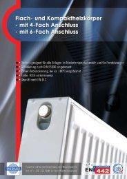 Katalog Heizkörper als PDF inkl. Technischer ... - Mebasa