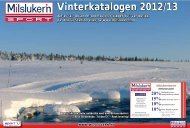 Vinterkatalogen 2012/13 - Milslukern