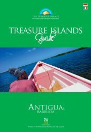 ANTIGUA - Brochures tourisme