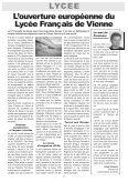 Anciens et sympathisants - Association des Anciens Élèves du ... - Page 7