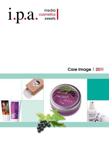Care Image | 2011 - ipa Cosmetics de