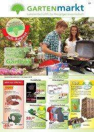 Ausgabe Juli / August 2012 - Gartenmarkt