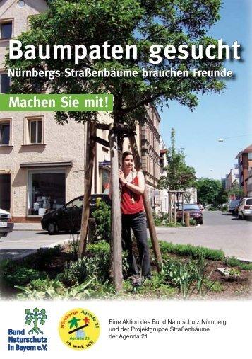 Baumpaten gesucht - Bund Naturschutz Nürnberg