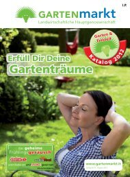 Download Katalog (pdf 15mb) - Gartenmarkt