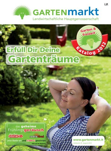 Download Katalog (pdf 15mb) - Gartenmarkt