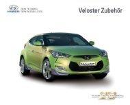 PDF Veloster Zubehörbroschüre - Hyundai