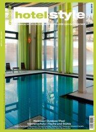 Wellness | Outdoor/Pool Sonnenschutz | Tische und ... - hotelstyle.at