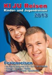 KIJU Reisekatalog 2013 Innenteil.indd