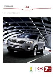Download Sorento Facelift - Kia Motors America