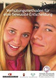 opuscolo tedesco parte a.cdr - Azienda Provinciale per i Servizi ...